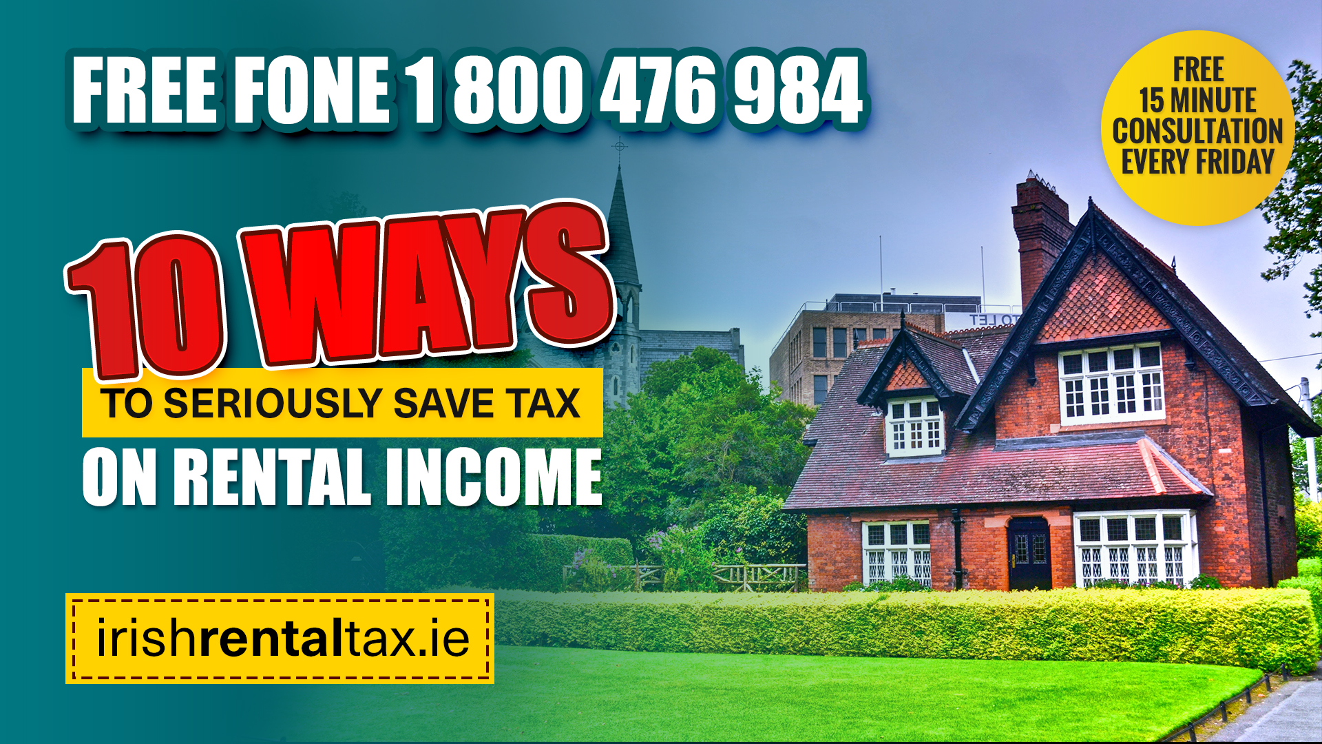 Reduce Your Tax on Air BNB : irishrentaltax.ie